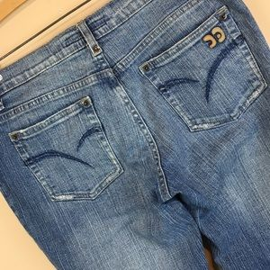 Joe's Jeans Mid-wash Bootcut